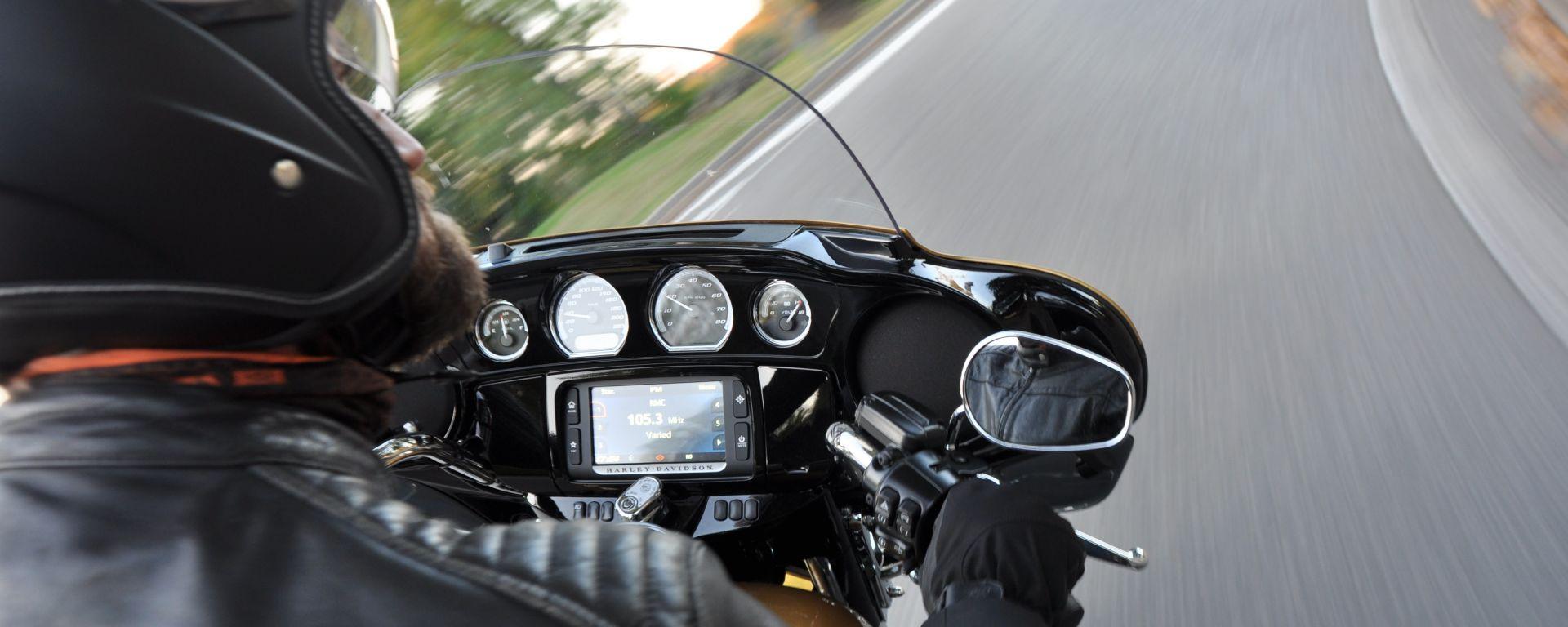 Harley-Davidson Ultra Limited 2017: la prova del nuovo motore