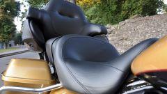 Harley-Davidson Ultra Limited 2017, la sella