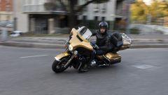 Harley-Davidson Ultra Limited 2017: la prova del nuovo motore - Immagine: 4