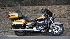 Harley-Davidson Ultra Limited 2017: la prova del nuovo motore - Immagine: 5