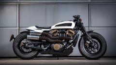 Harley-Davidson: una nuova custom