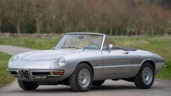 Harry Metcalfe mette in vendita la sua Alfa Romeo Duetto Spider