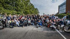 HAT Pavia-Sanremo, foto di gruppo