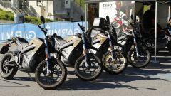 Hat Series Adventourfest 2020: l'esposizione Zero Motorcycles
