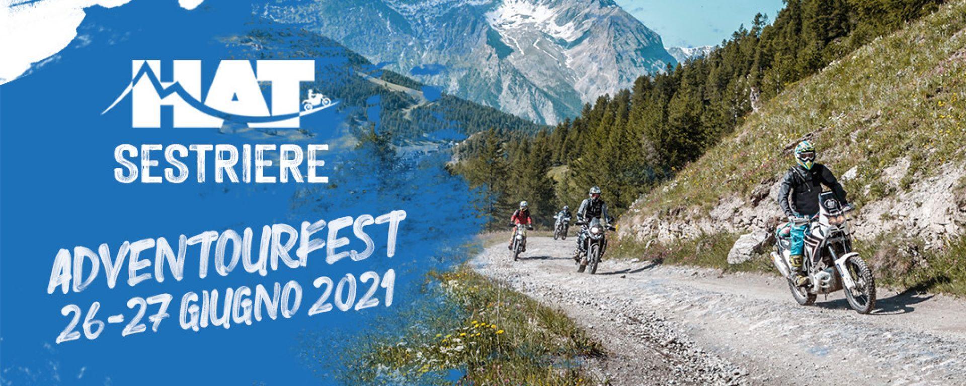 Torna la HAT Sestriere Adventurefest 2021. Le moto da provare e gli eventi