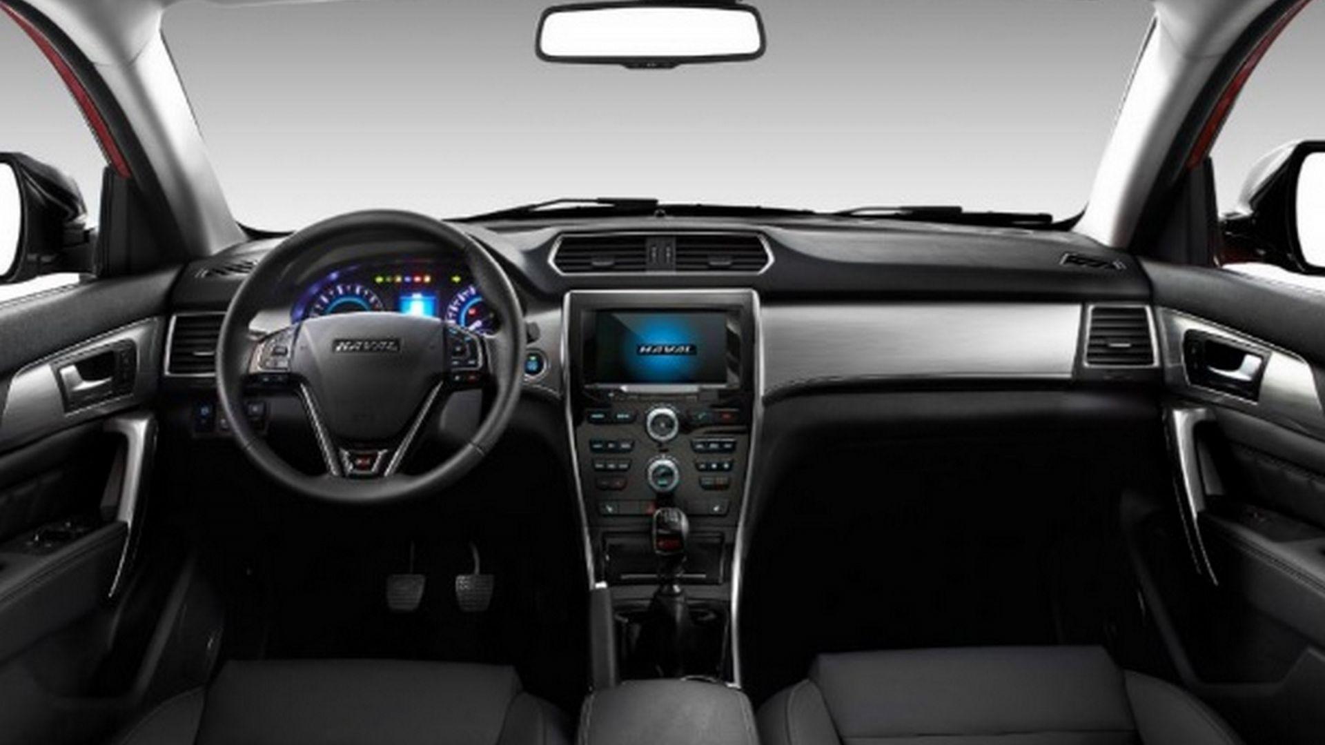 Ford Suv 2017 >> Haval H2 2019, com'è fatto: suv, design, interni, motori e ...