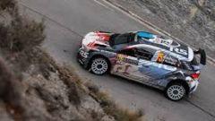 Hayden Paddon e Sebastian Marshall - Hyundai i20 R5