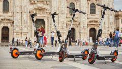 Helbiz, i monopattini elettrici a MIMO Motor Show 2021