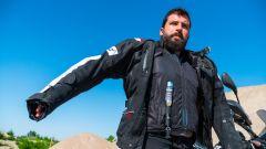 Held Clip-in Air Vest:: con il sistema clip in si aggancia facilmente alle giacca Held