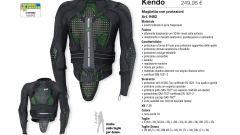 HELD KENDO (scheda tecnica)