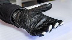Held Sambia Pro, il palmo è realizzato in pelle di canguro