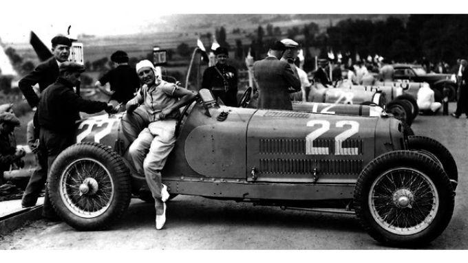Hellé Nice: pioniera delle gare automobilistiche al volante della Bugatti