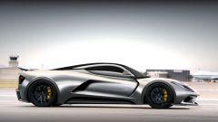 Hennessey Venom F5: 1.600 cavalli per 480 km/h - Immagine: 14
