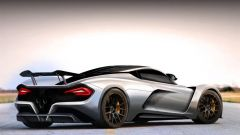 Hennessey Venom F5: 1.600 cavalli per 480 km/h - Immagine: 15
