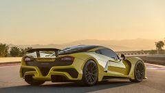 Hennessey Venom F5: 1.600 cavalli per 480 km/h - Immagine: 5