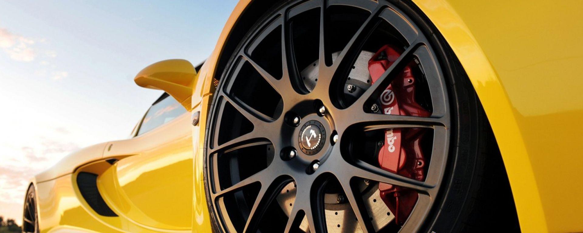 Hennessey Venom GT: da 0 a 300 km/h in 13,63 secondi