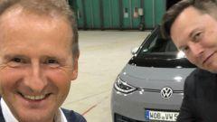 * Volkswagen potrebbe perdere 30mila posti di lavoro per l'arrivo di Tesla