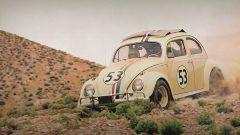 Herbie il Maggiolino tutto matto in azione