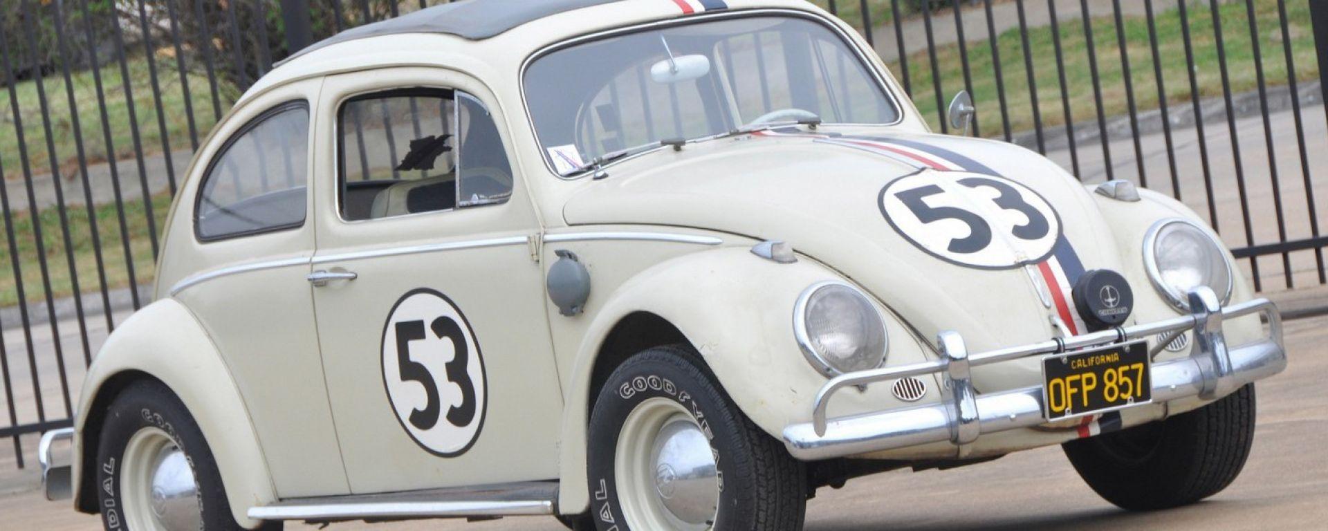 Herbie venduto all'asta a 86.250 dollari