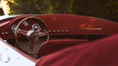 Hermes Speedster: il posto di guida