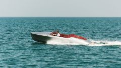 Hermes Speedster in navigazione