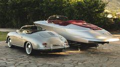 Hermes Speedster & Porsche 356 Speedster