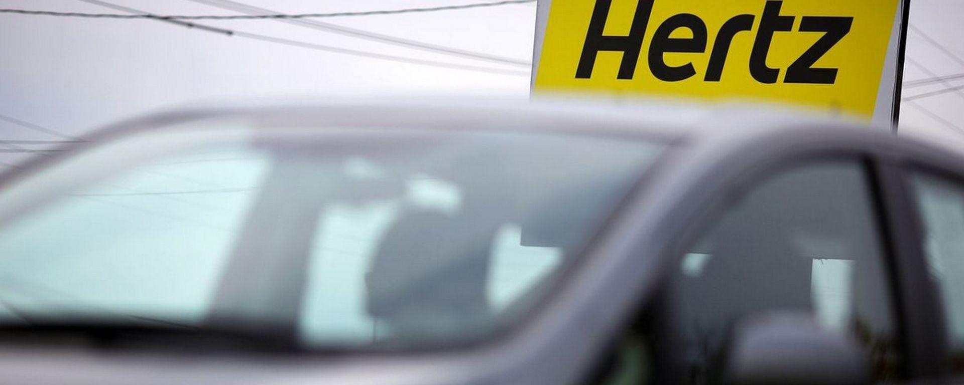 Hertz, autonoleggio ma non solo. Anche vendita auto usate