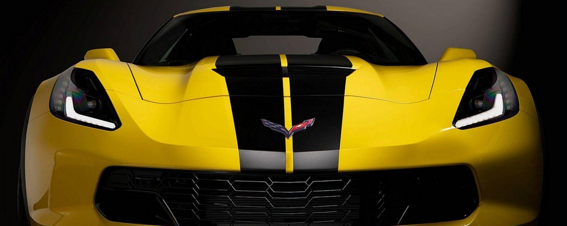 Hertz Corvette Z06: l'auto a noleggio che tutti sognavano