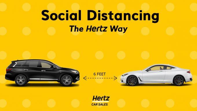 Hertz e il settore del noleggio auto: il Coronavirus ha colpito duro