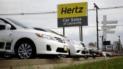 Hertz, rischio svendita della sua maxi-flotta