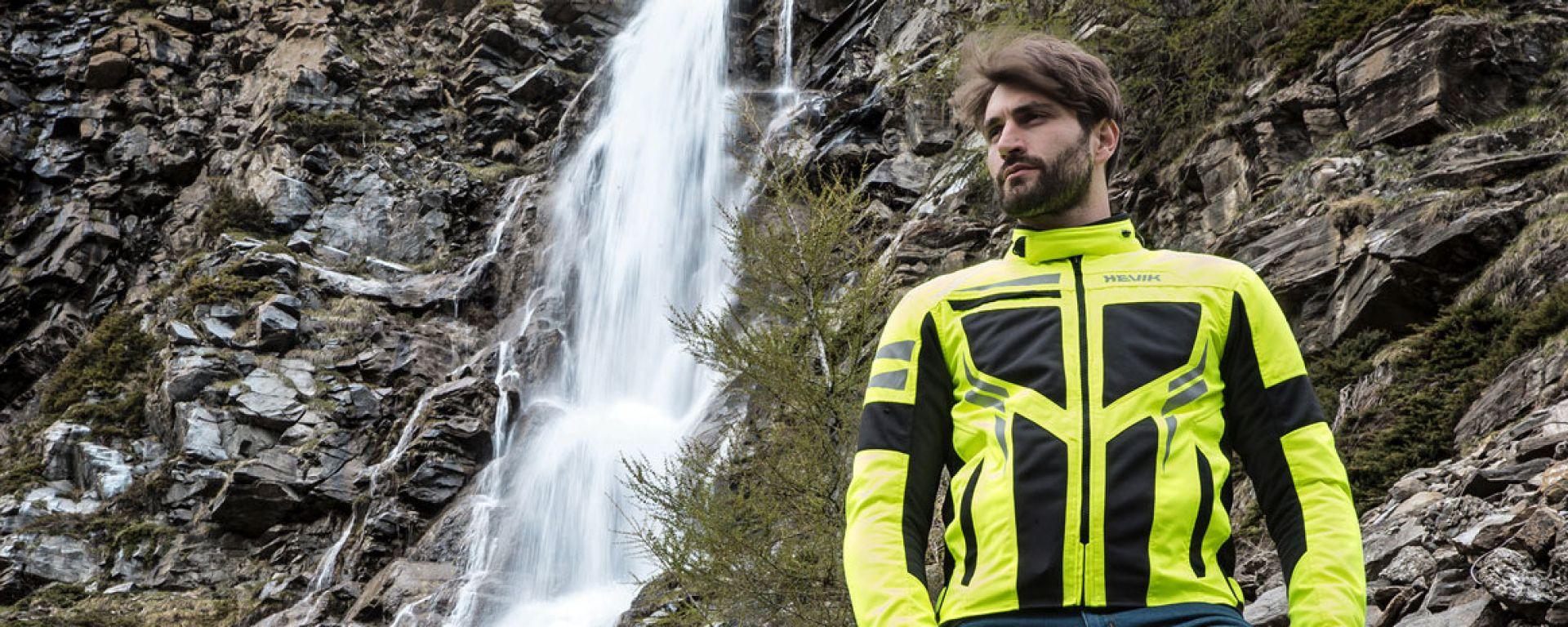 Hevik Ikaro: giacca estiva adatta all'uso Urban e Touring