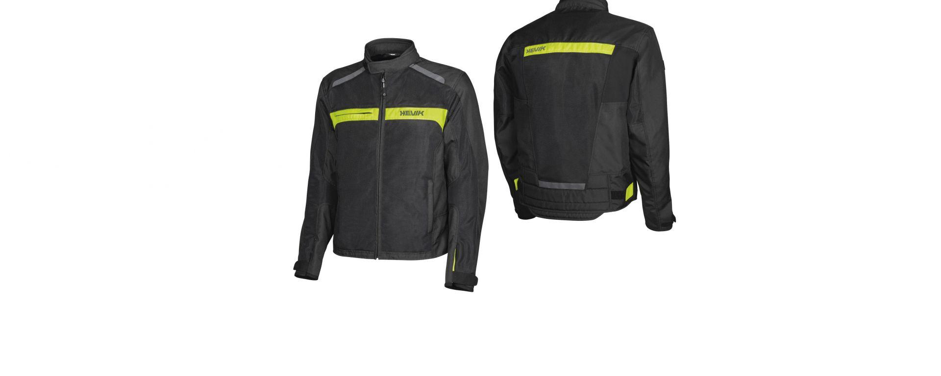Hevik: la giacca estiva Scirocco Light per uomo e donna
