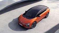 HiPhi X: dalla Cina il SUV transformer che sfida Tesla Model X - Immagine: 2