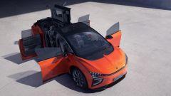 HiPhi X: dalla Cina il SUV transformer che sfida Tesla Model X - Immagine: 3