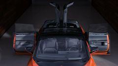 HiPhi X: dalla Cina il SUV transformer che sfida Tesla Model X - Immagine: 4