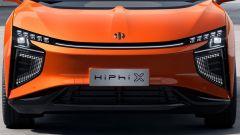 HiPhi X: dalla Cina il SUV transformer che sfida Tesla Model X - Immagine: 6