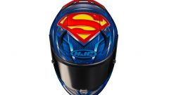 HJC RPHA 11 con livrea Superman
