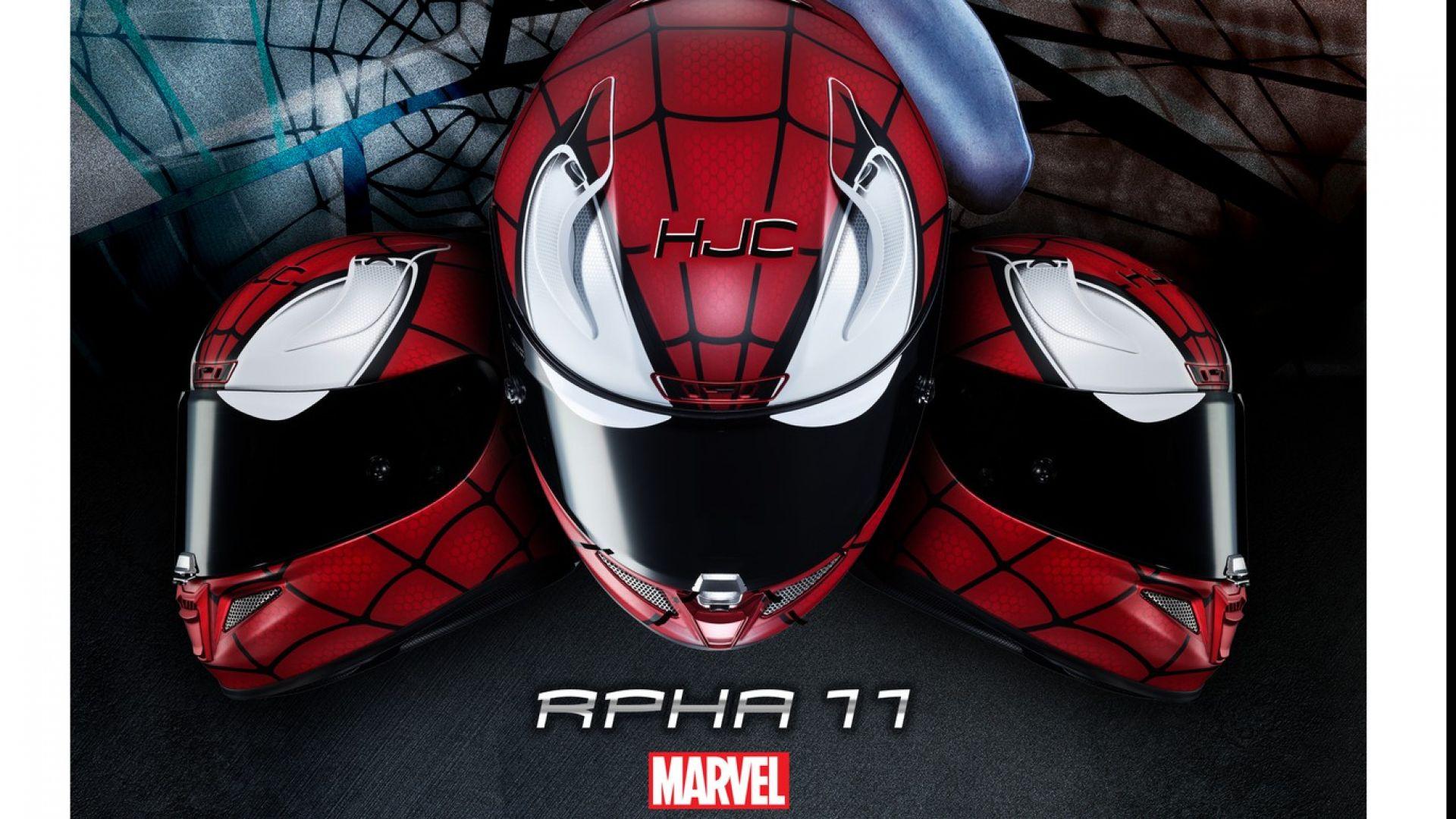 Hjc Rpha 11 >> Caschi da supereroi: HJC e Marvel: i nuovi caschi ispirati ai fumetti - MotorBox