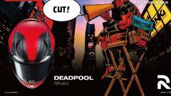 HJC RPHA11 Deadpool: nuova grafica per l'uscita del film Deadpool 2