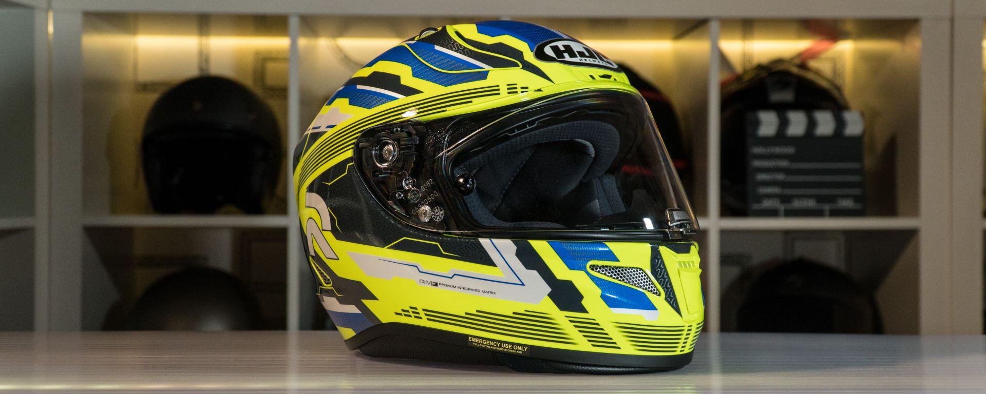 HJC RPHA11: il MotorunBoxing del casco