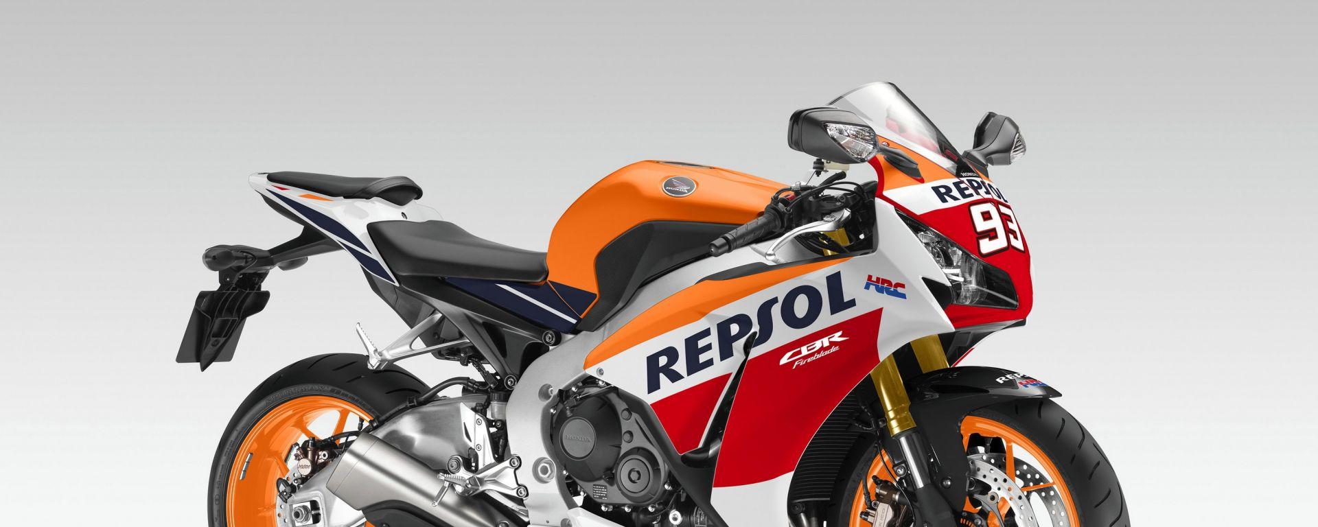 Honda 2015 Repsol #93