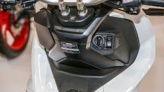 Honda ADV 150 2019: il blocchetto di accensione