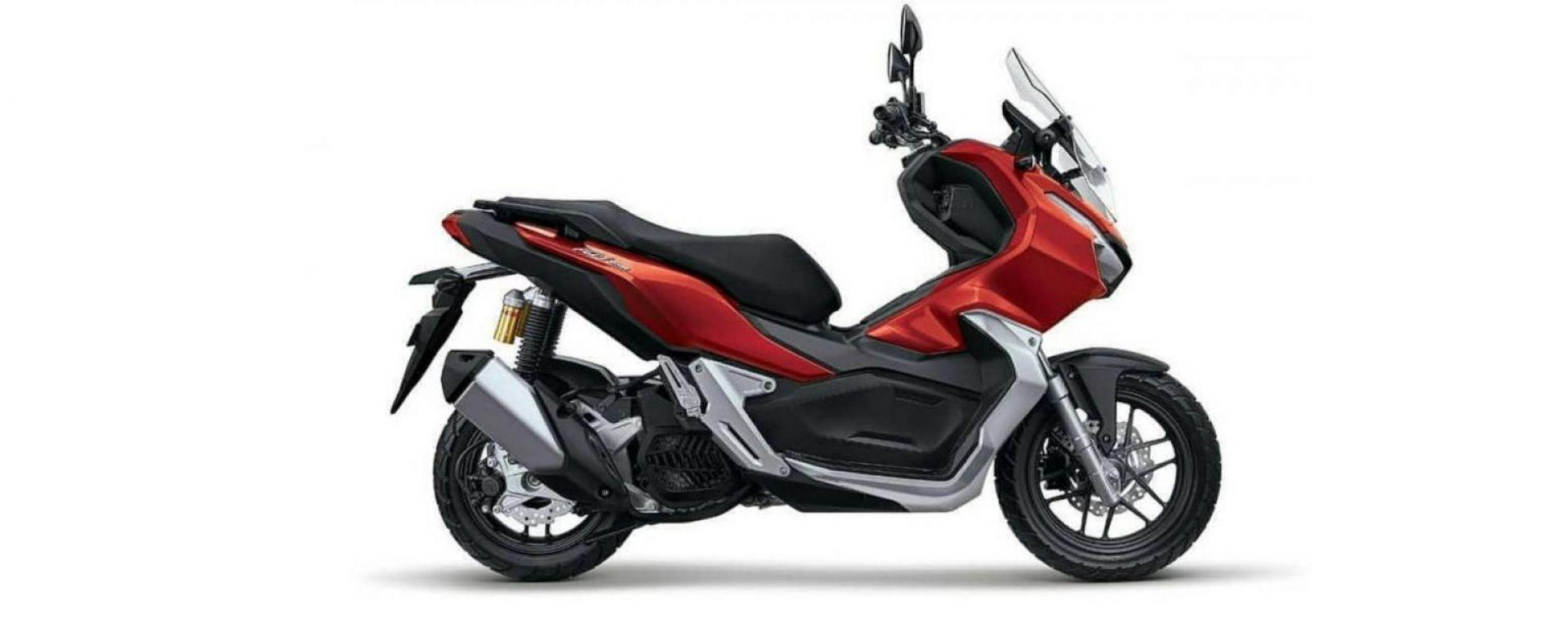 Honda ADV 150 2019: il nuovo scooter Honda
