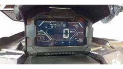 Honda ADV 150 2019: la strumentazione digitale