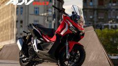 Honda ADV 150 2019 rosso