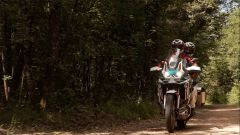 Le due anime della Honda Africa Twin 1100 in un video - Immagine: 3