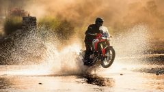 Honda Africa Twin 2015 : la provano Marquez e Barreda - Immagine: 8