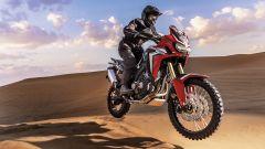 Honda Africa Twin 2015 : la provano Marquez e Barreda - Immagine: 13
