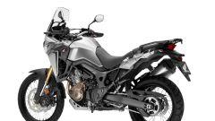 Honda Africa Twin 2015 : la provano Marquez e Barreda - Immagine: 19