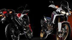 Honda Africa Twin 2015 : la provano Marquez e Barreda - Immagine: 14